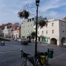 Duszniki Zdrój - v malém krámku na náměstí utrácíme poslední zloté
