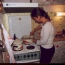 Takhle je to vždycky. Ženská vaří...