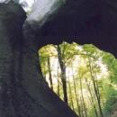 Tenhle skalní útvar se nějak jmenoval, ale jak ? :-)