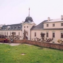 Zámek v Manětíně