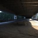 Cestou zpět si nenecháme ujít technickou zajímavost, dálniční dvojmost přes Želivku