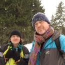 Pavel s Luďkem pěkně omrzli