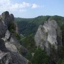 Výhledy ze skal