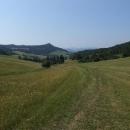 Druhý den na výletě s výhledy do Strážovských vrchů