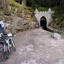 U Horního portálu Schwarzenberského kanálu