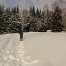 Další den jsou na programu sněžnice