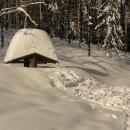 Vrstva sněhu