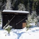 Záchodky v přírodě nemají otevřeno ani pro muže ani pro ženy