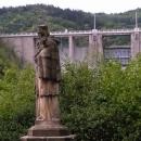 Jan Nepomucký střeží zdejší vody
