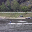 Snobáci opustili své vozy a řádí na vodních skútrech