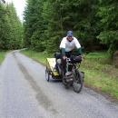 Cyklotrasy po Hřebečském hřebeni