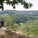 Pavel nad údolím Jihlavy