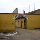 Nechvalně známý nápis převzatý z jiného koncentračního tábora