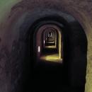 V podzemních chodbách pevnosti