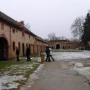 Z nádvoří Malé pevnosti vcházíme do IV.dvora