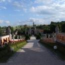 Na zámku Nové Hrady
