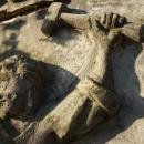 Detail křížové cesty
