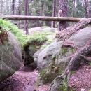 Ve skalním městě Toulovcovy Maštale