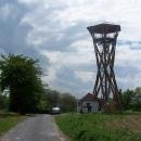 Rozhledna Borůvka - jedna z nejhezčích nově postavených rozhleden