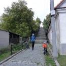 """A tady už víme, proč mají Třebechovice přídomek """"pod Orebem"""". Kopec Oreb ale nehledejte poblíž Třebechovic, hledejte ho přímo v centru Třebechovic :-)"""