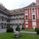 Opočno - renesanční zámek