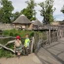 Zoologická zahrada Ohrada je malá, ale velice příjemná