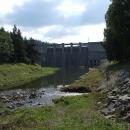 Pod přehradou Kružberk