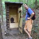 Je libo luxusní toaletu?