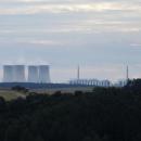 Dukovanská elektrárna na obzoru