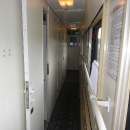 Chodbička ruského vagónu
