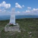Pomník parašutistům