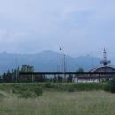 Svit - nádraží a Vysoké Tatry