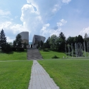 Bánská Bystrica, památník SNP