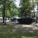 Tanky u památníku SNP