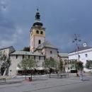 Bánská Bystrica je celkem pěkné město.