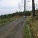 Cyklotrasy úbočím Jestřebích hor