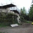 Na hradě Vízmburk