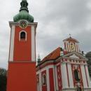 Červený kostel v Červeném Kostelci