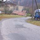 Vesnický obrázek z orlickohorského podhůří