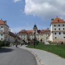 Míříme rovnou k zámku ve Valticích