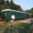 Muzeum ratíškovické železnice je umístěno ve vagonu