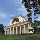 Zámeček Apollonův chrám - pokračujeme ve sbírání památek Lednicko-valtického areálu