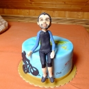 Pavel dostal od Milunky naprosto dokonalý narozeninový dort
