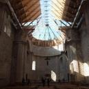 Střecha kostela