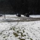 Zbytky sněhu