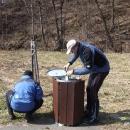 Přidává se i Luděk :-) (našli lahve v celkové hodnotě kolem 60ti korun!!!)