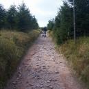 Kamenitá cesta na Velkou Deštnou