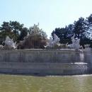 Neptunova kašna v parku