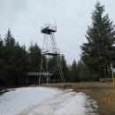Vrchol Skorušina (1.314 metrů) dobyt!