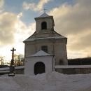 Kostelík v Mlýnickém dvoře